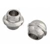 Metal Bead Grooved Tube 7X5mm Nickel